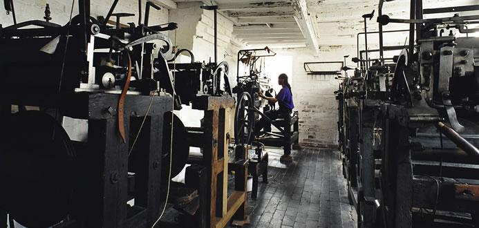 Ruddington Framework Knitters